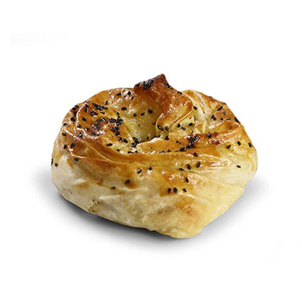 Kıymalı Gül Böreği