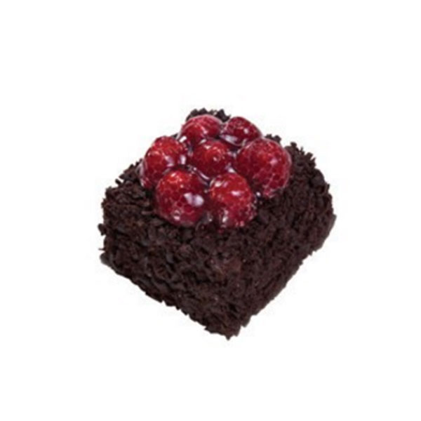 Siyah Çikolatalı Mono Pasta